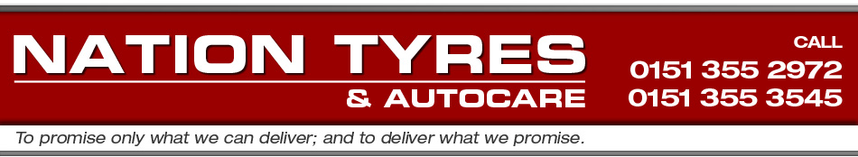 Nation Tyres And Autocentres